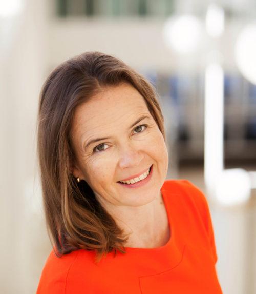 Silmäkirurgi Tiina Leivo